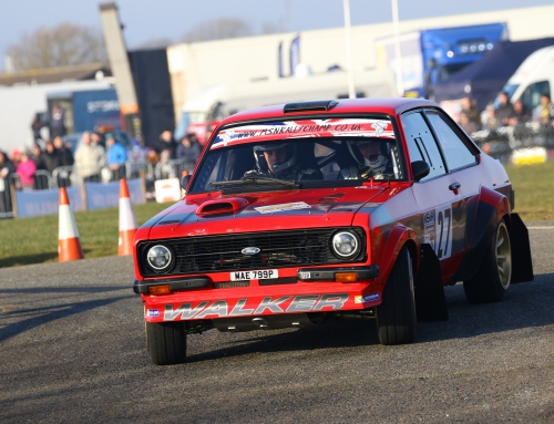 Who will win the 2018 Donington Rally..?