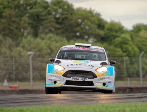 Bumper entry for the 2019 Donington Rally !