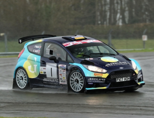 LDV to sponsor the Donington Rally